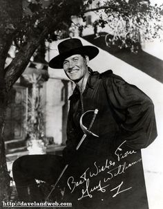 Still of Guy Williams in  an episode of Disney's Zorro. Description from pinterest.com. I searched for this on bing.com/images