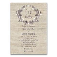 40% OFF   Birch Blossom - Invitation  http://mediaplus.carlsoncraft.com/Wedding/Wedding-Invitations/3254-TWS40731-Birch-Blossom--Invitation.pro