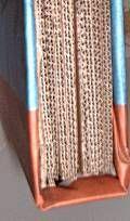 reuzenboek, bijv als surprise Homemade Christmas Crafts, Newspaper Basket, Diy Crafts To Do, Cardboard Art, Funny Tattoos, Valentine Box, Air Dry Clay, Paper Beads, Bookbinding