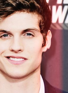 Daniel Sharman (Isaac from Teen Wolf ;)