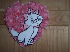Marie Kitty from Disney's The Aristocats / by SuspendedAnimationNY, $35.00
