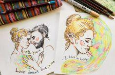 С днем святого Валентина! Happy Valentine's day! Grow love inside and spread it everywhere you go! Live in love)  #love #inlove #velentinesday #drawing #loveart #copic #colorpencil #scetch #Nadikart #Любовь #iloveyou #Скетч  #открытка #цветныекарандаши #деньсвятоговалентина #рисунок #Скетч #illustration #иллюстрация #вдохновение #inspiration  #покажисвоюработу_mif_gophotoweb