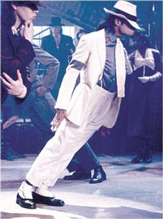 Michael Jackson, Smooth Criminal, Bad, 1988