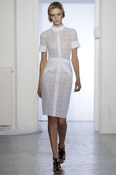 Antonio Berardi Spring 2009 Ready-to-Wear Collection - Vogue