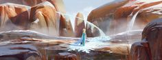 Frozen by TaoPaint.deviantart.com on @deviantART