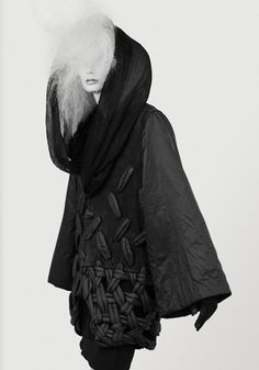 Rick Owens, Plinth women Look book F/W 2013