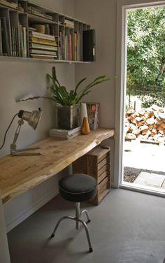 Unos escritorios que te pueden inspirar