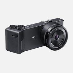 Camera, lens, metal, plastic, black