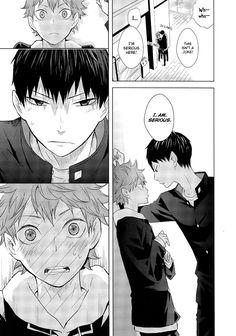 Haikyuu!! - Hatsukoi Combat (doujinshi) Ch.0(end) Page 20 - Mangago