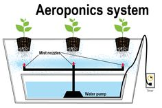 aeroponics systems hydroponics grow guide