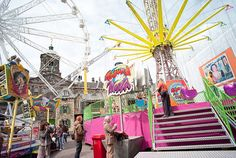 Carnival Rides | carnival rides | Flickr - Photo Sharing!