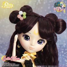 Sailor Moon Luna Pullip