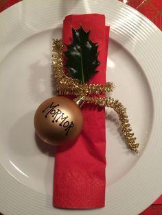 Bordkort juleaften 2014