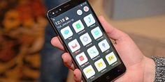 kodak presenta un smartphone para adultos mayores