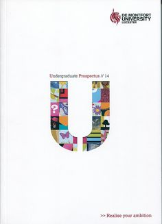 DMU Prospectus 2014 | by demontfortuniversity