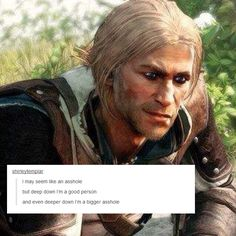 Edward kenway humor assassins creed