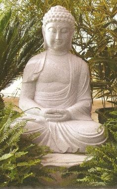 Sitting Buddha - dont know why but Buddha gives me inner peace !!