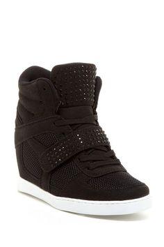 Sky Wedge Sneaker by Shop the Trend: Wedge Sneakers on @HauteLook