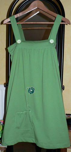 tuto robe  à bretelles Lalimaya