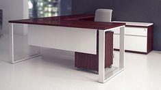 Modern L Shape Desk - Home Office Furniture Ideas Check more at http://michael-malarkey.com/modern-l-shape-desk/