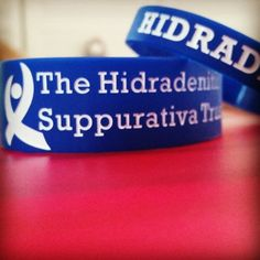 Support The Hidridenitis Suppurativa Trust #HS