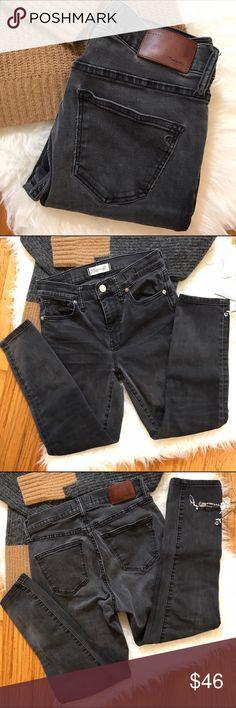 Madewell👖High-Riser Skinny Jeans! Madewell👖High-Riser Skinny Jeans! Madewell Jeans Skinny