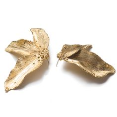 """Earrings from the """"Rise in Love"""" collection by PINKMOSS, Romania"""