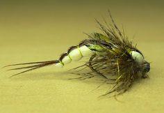 Tying a Detached Body Mayfly Emerger 2014 by mak-flies