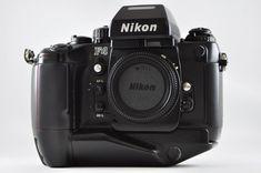[Exc⁺⁺] Nikon F4s MB-21 MF-22 (Body only) 35mm SLR Film Camera #Nikon