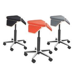 ILOA Saddle Chair | Ergo Depot