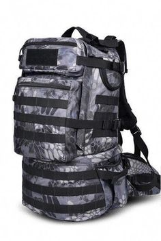 36512e0d4c8f Military Survival Backpack Molle Tactical Rucksack  survivalbackpack Molle  Backpack