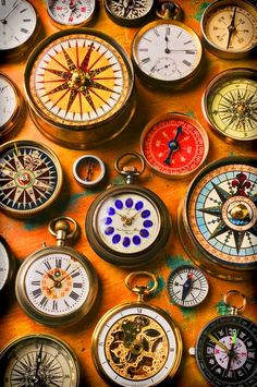 love compasses