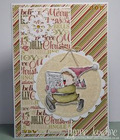 Ruby-Dooby-Doo Crafts: Christmas is Coming