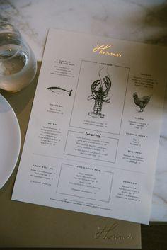 An Afternoon on Regent Street - The Londoner Design Café, Layout Design, Graphic Design, Bar Restaurant Design, Restaurant Branding, Menu Layout, Architecture Restaurant, Restaurant Marketing, Menu Template