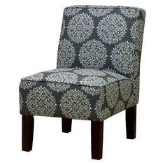 Burke Slipper Chair - Prints