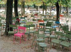 Fermob in Paris