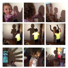 Our overhead projector was an irrisistible invitation to explore for many of the children in the Little Room during our first week of school. Early Learning, Kids Learning, Overhead Projector, Garden Gates, Light And Shadow, Child Development, Shadows, Discovery, Reflection