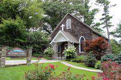 Blowing Rock Methodist Church in Blowing Rock, N.C.