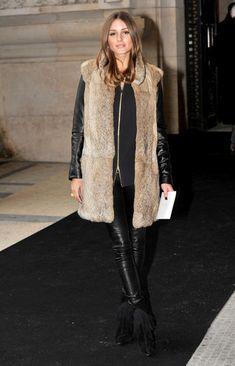 OP at Paris Fashion Week