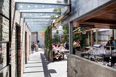 Listers, this round up of Melbourne's best Sunday sessions is precisely the thing you need to give you that get-up-and-go on the last afternoon of the weekend. Melbourne Bars, Sunday Sessions, Retail Interior, Low Key, Places To Eat, Restaurant Bar, To Go, Australia, Outdoor Decor