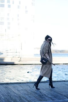 OUTFIT / THE CAMEL COAT|COTTDS