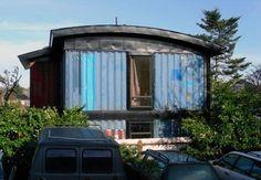 Zigloo, Zigloo Domestique, container house, shipping containers, shipping container architecture, Keith Dewey, prefab housing, prefab house, prefab containers