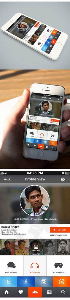 Mobile Apps Design By Razaul Hridoy