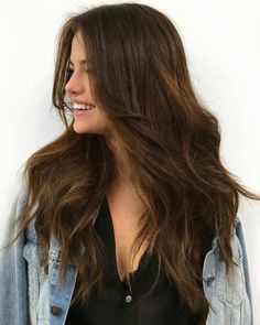 Selena Gomez - I love her hair color and length here                                                                                                                                                                                 More