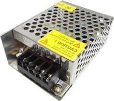 Aceasta sursa de alimentare este utila pentru a pune in functiune banda LED in putere totala de 36W, la o amplitudine a curentului de 3 Amperi si deserveste maxim 7 metri banda cu 60 LED-uri 3528 sau banda de 60 LED-uri 5050 SMD.