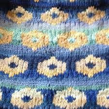 Image result for how to knit kaffe fassett poppies
