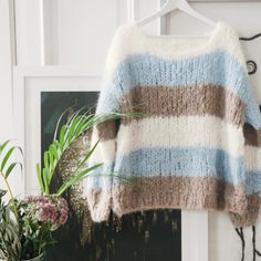 CP016 KARI – Camilla Pihl Strikk Knit Fashion, Womens Fashion, Big Knits, Diy Clothing, Camilla, Hygge, Knitwear, Winter Outfits, Knitting Patterns