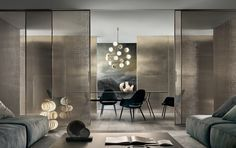 Get inspired by this amazing interior design | You can visit our blog www.essentialhome.eu/blog to get more #MidCenturyModern inspiration.