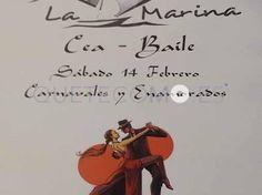 Cena baile San Valentín y Carnavales 2015   Restaurante A Marina en Camariñas, A Coruña
