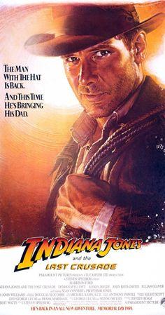 Indiana Jones and the Last Crusade (1989) The Fourth Indiana Jones Movie